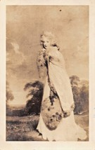 MISS FARREN~COUNTESS OF DERBY~REAL PHOTO POSTCARD 1920-30s - $5.82