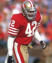 Ronnie Lott 8X10 Photo San Francisco 49ers Forty Niners Picture Football #42 - $3.95