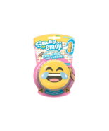 HogWild Yellow Sticky The Emoji Laughing Emoji Stikball W/ Mold-Able Middle - $9.85
