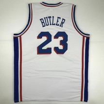 New JIMMY BUTLER Philadelphia White Custom Stitched Basketball Jersey Me... - €26,84 EUR