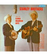 The Stanley Brothers & The Clinch Mountain Boys Cd - $10.50