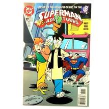 Superman Adventures #17 DC 1998 VF+ Animated Series - $3.91