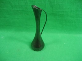 Vintage Silver Plated Pitcher Vase ~ Regal Silver ~ 7 Inches - $7.66