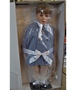 "Lifesize John Kennedy Jr. Doll ""Farewell Salute"" by Rossellini GADCO LTD... - $445.50"