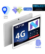 """10.1"""" 2K 4G Phablet Teclast Master T20S 4Gb 64GB Tablet PC GPS Touch ID ... - $339.99"""