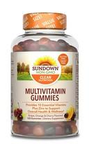Sundown Naturals Adult Multivitamin, 120 Gummies W/ Vitamin D3. - $19.79