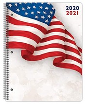 Dated Elementary Student Planner 2020-2021 Academic School Year, 8.5x11 inch Blo image 1