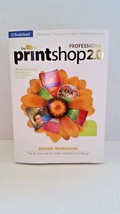 The PrintShop 2.0 Professional  Greeting & Business Cards  Labels Print ... - $32.44