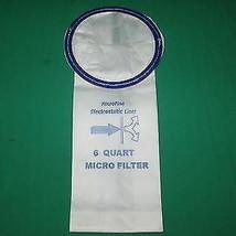 Proteam Raven Oreck 6 Quart Backpack Micro Allergen Bag 100431 [40 Bags] - $39.35