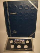 (MX-3) Vintage Silver Dime collecting accessories: Book & Case - $4.00
