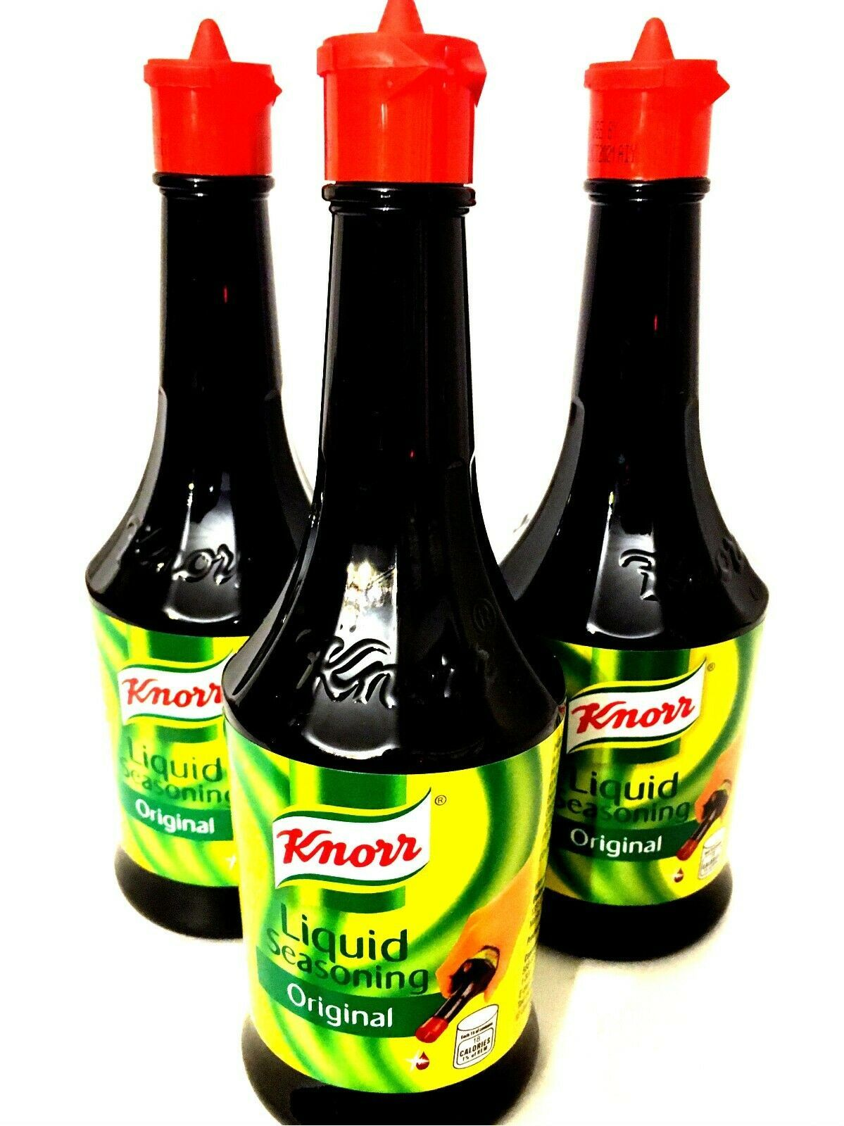 Knorr Liquid Seasoning Original 250 ML ( Pack of 3 ) ~ FREE 2-3 DAYS SHIPPING - $16.82