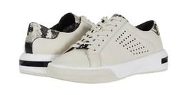 New MICHAEL Michael Kors Women's Codie Lace-Up Sneakers Cream 7.5 - $128.69