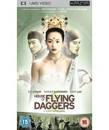 House Of Flying Daggers (UMD Mini for PSP) UK Seller - $5.05