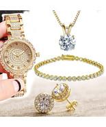 Fashion Women's Men's Stainless Steel Date Analog Quartz Waterproof Wrist Watch - $14.99