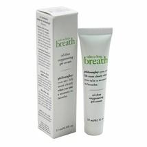 New Philosophy Take a Deep Breath Oil-Free Oxygenating Gel Cream 15ml 0.5 fl oz - $17.77