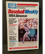 USA Today 1994 Baseball Weekly Almanac Cover Juan Gonzalez - $5.65