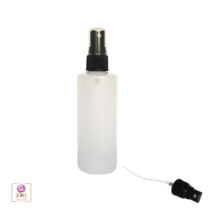 Plastic Bottles LDPE Cylinder Liquid Sprayer Bottles 8 oz Natural 5 Pcs ... - $24.95