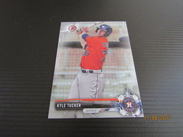 2017 Bowman Prospects Silver #BP28 Kyle Tucker SN 236/499 - $4.94