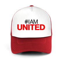 I'm United Manchester United Fans Trucker Hat m... - $22.99