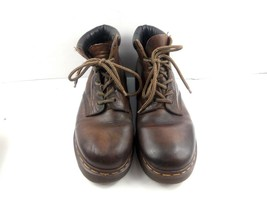 Dr Martens Men's Ankle Boots Leather Chukka Padded Collar Lace Up Work S... - $59.22