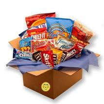 Snackdown Deluxe Snacks Care Package - $54.99