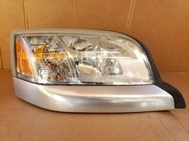 06-09 Mitsubishi Raider Headlight Head Light Lamp Passenger Right RH - $359.10