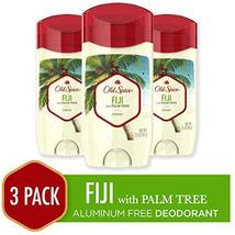 Old Spice Aluminum Free Deodorant for Men, Fiji with Palm Tree Scent, 3.0 Ounce, image 2