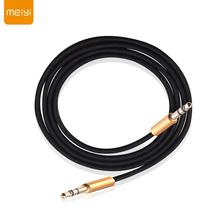 MEIYI 3.5 mm Jack Aux Audio Cable Male to Male Car Aux Cable Gold Plated... - $2.78+