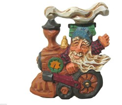 David Frykman Northwoods Train Set Santa Claus ... - $14.80