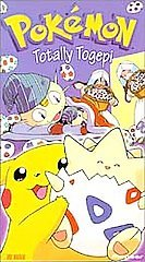 Pokemon Vol. 16: Totally Togepi! VHS, 2000Animated  FREE SHIPPING U.S.A.