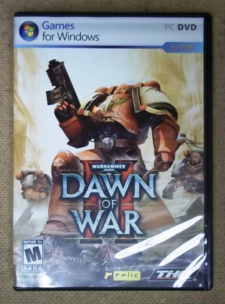 Warhammer 40000 Dawn of War II for PC