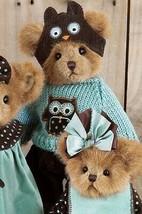 "Bearington Bears ""Howie Hoots"" 14"" Plush Bear- #179899 - New- 2010 - $59.99"