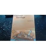 Ojibway Heritage By Basil Johnson ( 1990 Paperback) - $3.00