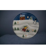 Decorative Christmas Plate by Atol Endres - $9.99