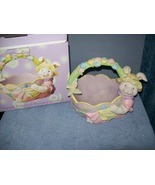 Hand Painted Easter Bunny Basket - $9.95