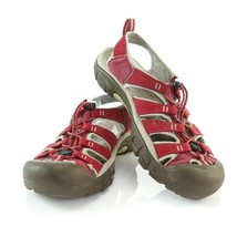 Keen Hiking Sport Sandals Trail Outdoor Shoes Waterproof Womens 9 Dark M... - $49.38