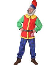 Deluxe Garden Gnome / Dwarf  Costume - S to XXL - $48.29+