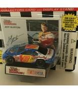 Racing Champions Jeff Burton Nascar Stock Car #8 Toy 1995 Edition Raybes... - $4.51
