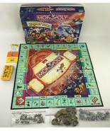 1999 Parker Brothers Looney Tunes Cartoon Edition Monopoly Game COMPLETE - $29.69