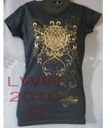 X-Large Junior's Black Jacob's Tattoo Twilight New Moon Shirt - $6.95