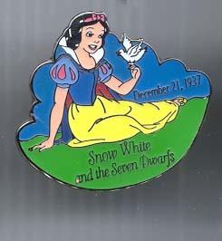 Disney Snow White & 7 Dwarfs #12 Pin/Pins