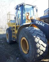 2011 Deere 824K For Sale In Springside SK SOA3V0  image 1