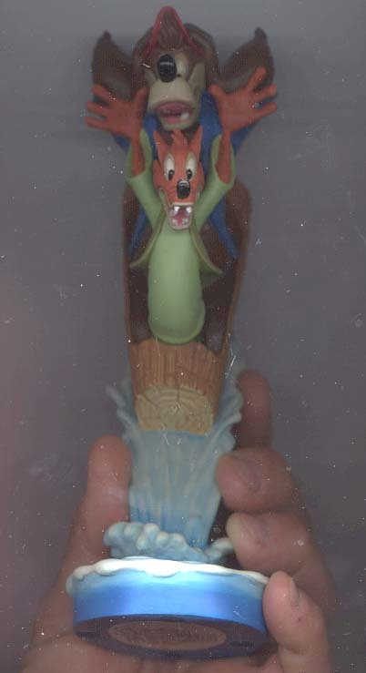 Disney Song of the South Splash Mountain Figurine RARE