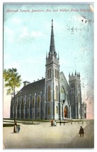 1910 Medinah Temple, Dearborn Ave & Walter Place, Chicago, IL Postcard - $12.55