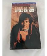 Little Big Man Dustin Hoffman VHS Sealed - $5.95