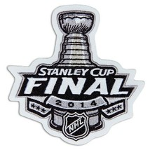 NHL Collectibles 2014 Stanley Cup Final Logo Jersey Patch, National Emblem - $6.80