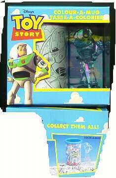 Disney Toy Story 1 Buzz Lightyear Color a Mug cheap