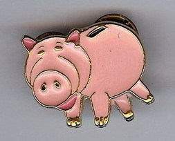 Disney Toy Story 1  Ham 4 legs Rare Pin/Pins