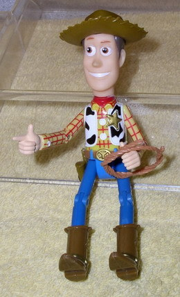Disney Toy Story 1 Woody cowboy 6 inches Action Figurine