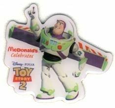 Disney Toy Story 2  Buzz Lightyear  Rare Pin/Pins